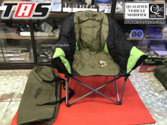 Aksesoris Offroad IRONMAN DELUXE LOUNGE CAMP CHAIR