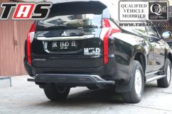 Pajero Sport All New REAR BAR FOREST ALL NEW PAJERO SPORT TAS4X4 ezy watermark 20 04 2019 04 54 49pm
