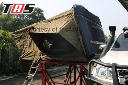 Aksesoris Offroad HARDTOP ROOF TENT FOR SUV MANUALLY FOLDABLE TAS4X4<br> 2 hrdtp_tent