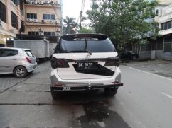 Fortuner 2015+ TOWING FORTUNER  sam 2910