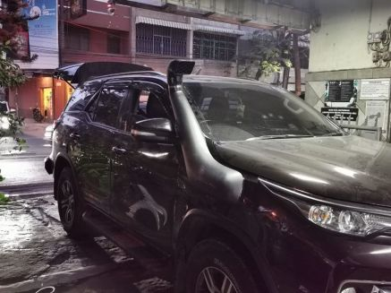 Fortuner 2015+ SNORKEL GLADIATOR FORTUNER ALL NEW TAS4X4 2 snorkel_gladiator_fortuner_all_new_tas4x4