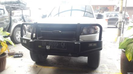 Ford Ranger 2011+ BUMPER DEPAN FOREST FORD TAS4X4 2 t62