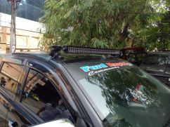 Ford Ranger 2011+ TALANG AIR HUJAN  FORD T6